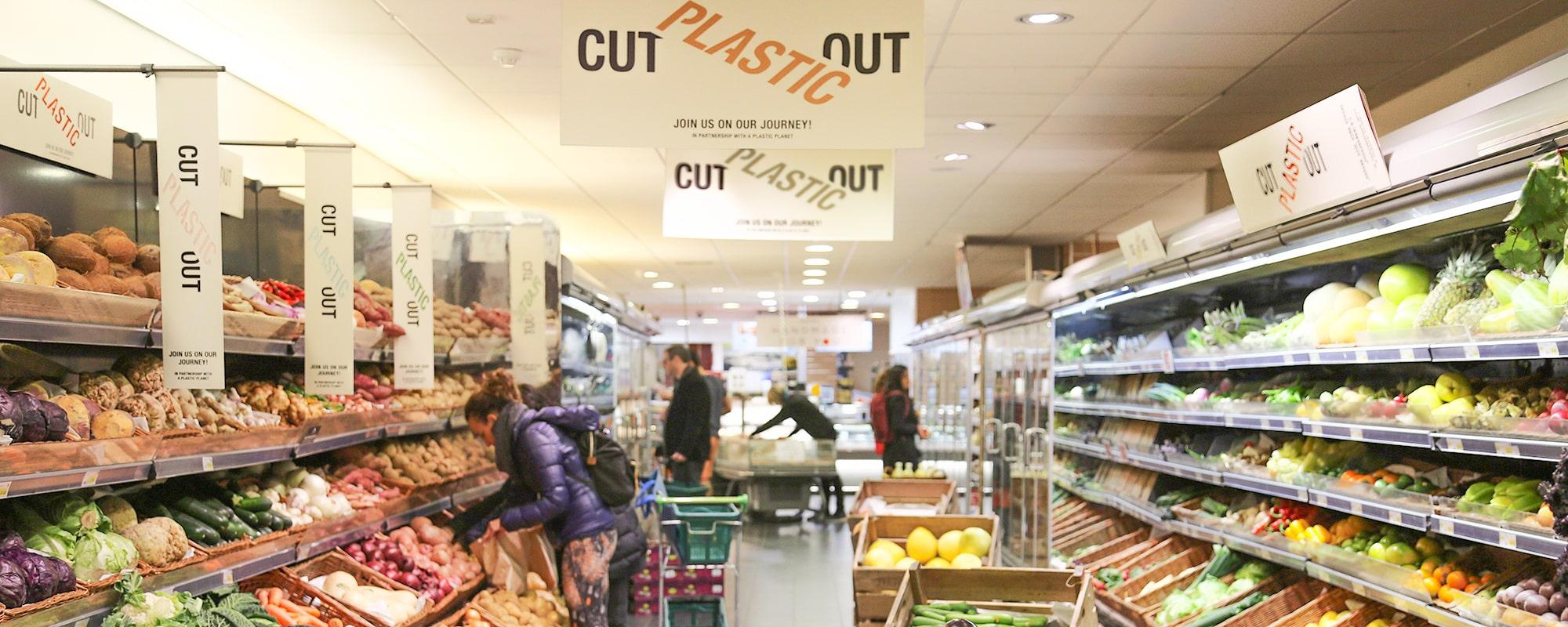 Bioplastic Retail Sector