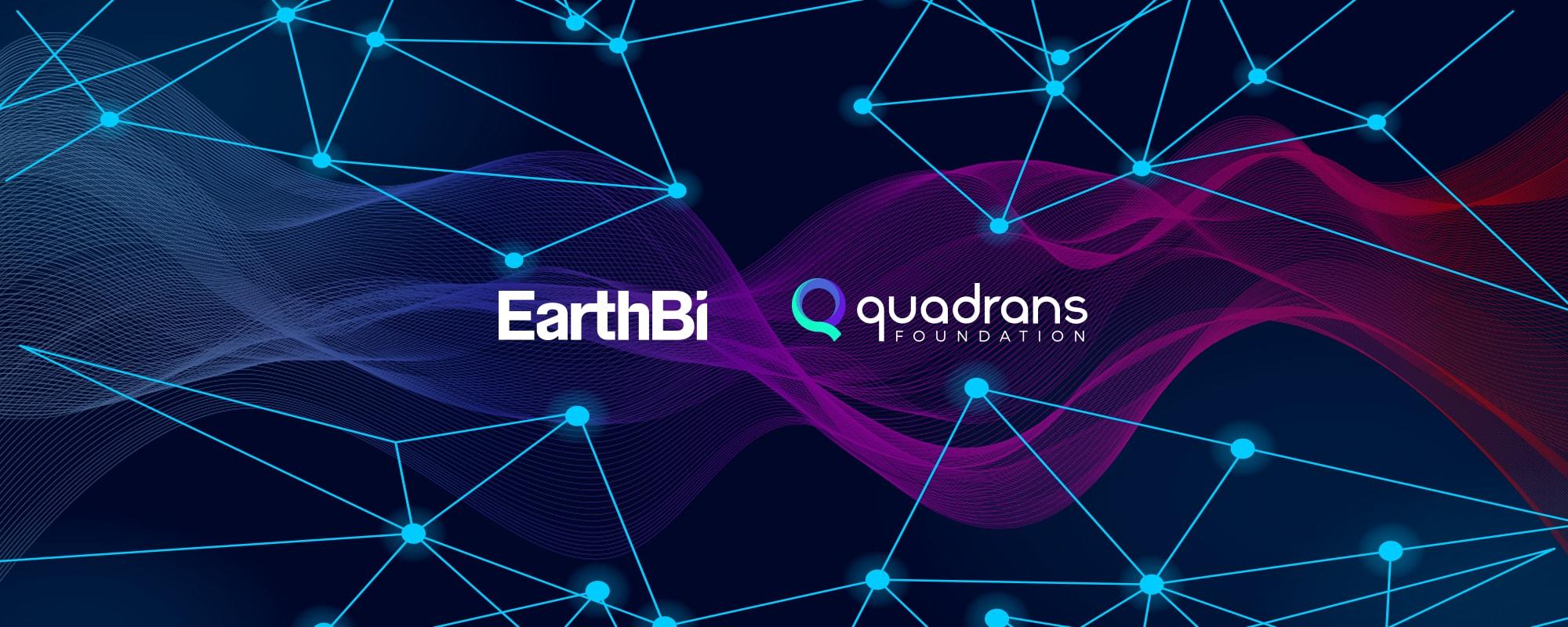 earthbi quadrans partnership