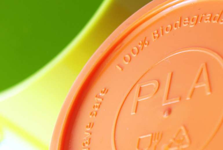 pla sustainable bioplastic