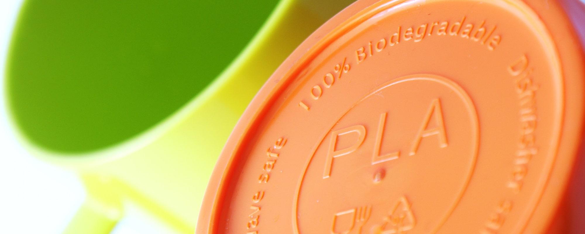 pla sustainable bioplastic