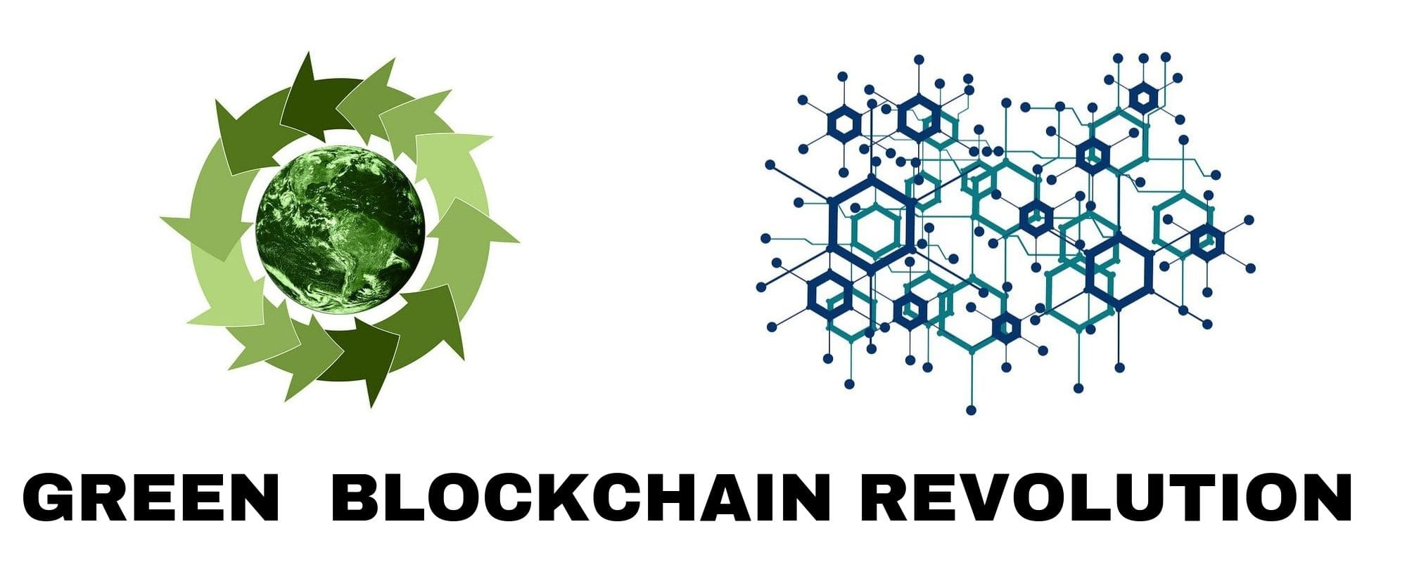 green blockchain revolution