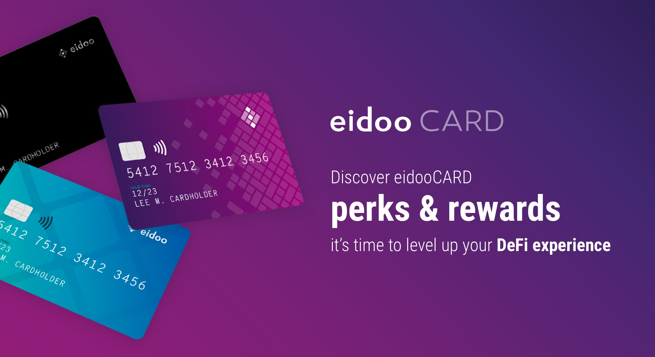 eidoo card rewards