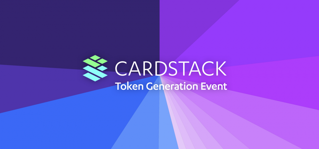 Cardstack token, from apps to Dapps via the blockchain