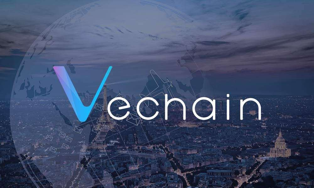 Agreement between VeChain Blockchain and the Chinese Lingang