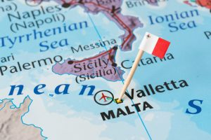 In Malta, less traffic with the blockchain