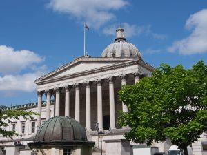 It is a divorce between University College London and IOTA
