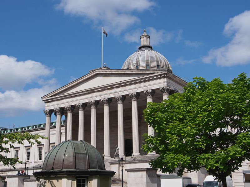 It is a divorce between University College London and IOTA