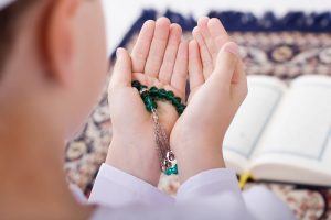 Charity in the Mosque is done with cryptos