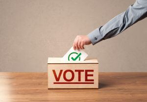"Michele Kettmeier: ""Smart contract voting"""