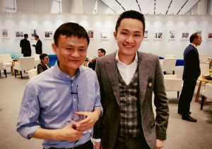 New sources confirm a Tron Alibaba partnership