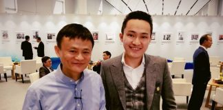 Tron Alibaba partnership