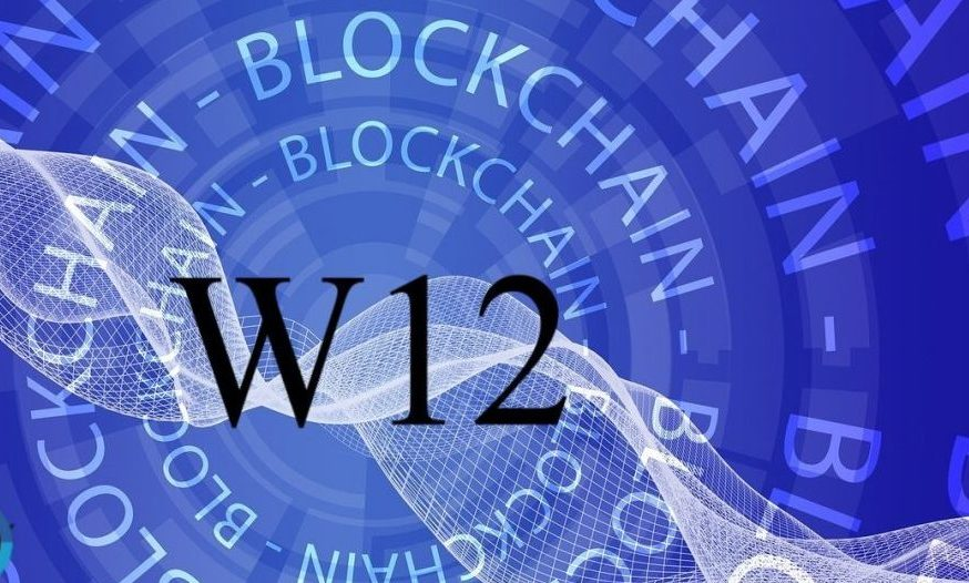 W12 creates a  W-token  for  the security of ICOs