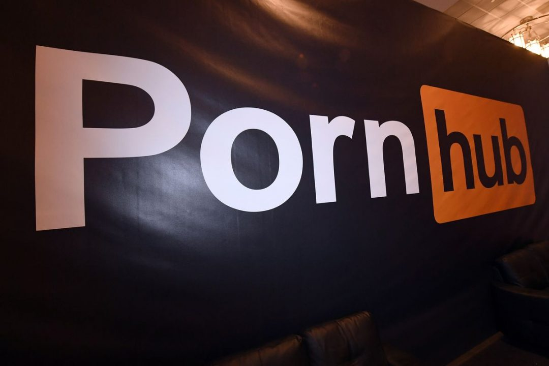 Pornhub cryptos