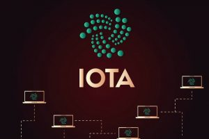 Iota at the Austrian post office with Bitpanda Exchange