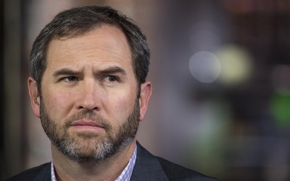 CEO Ripple Garlinghouse: China controls more than 50% of bitcoins
