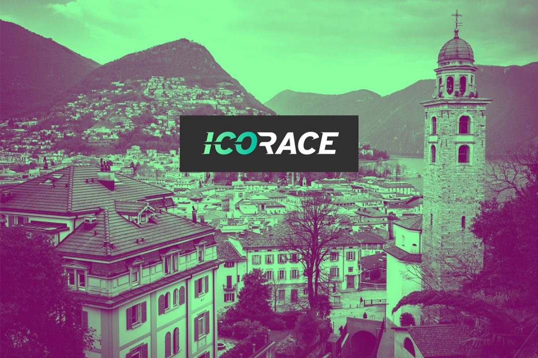Live from the ICO Race event