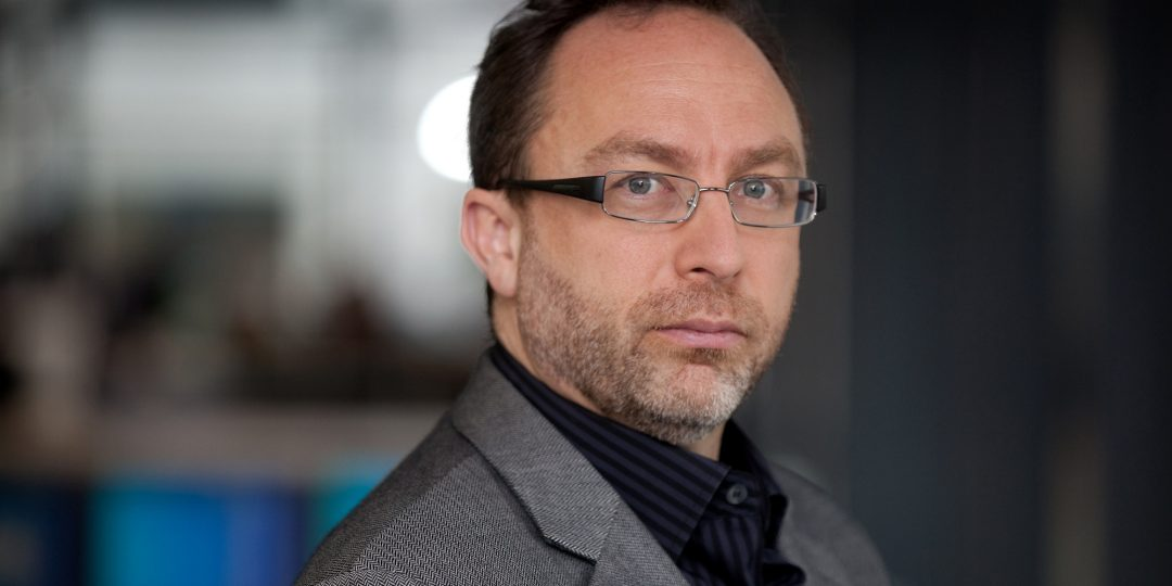 For Jimmy Wales crypto no, blockchain yes