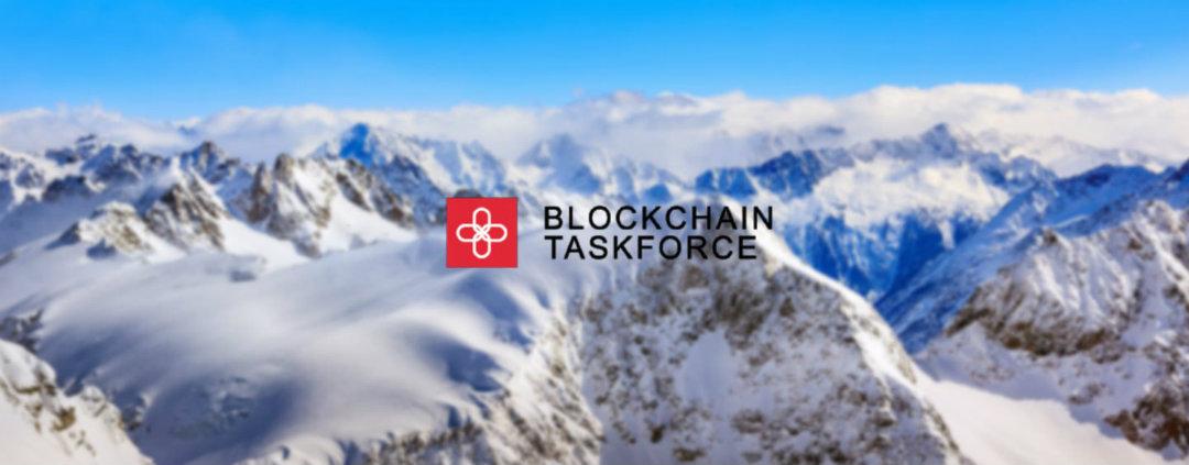 "A ""Blockchain Taskforce"" in Switzerland"