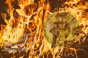 Bitcoin mining can influence the price