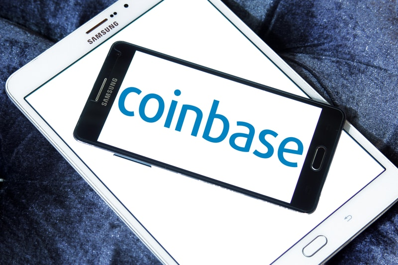 The Coinbase Cryptocurrency Index is here