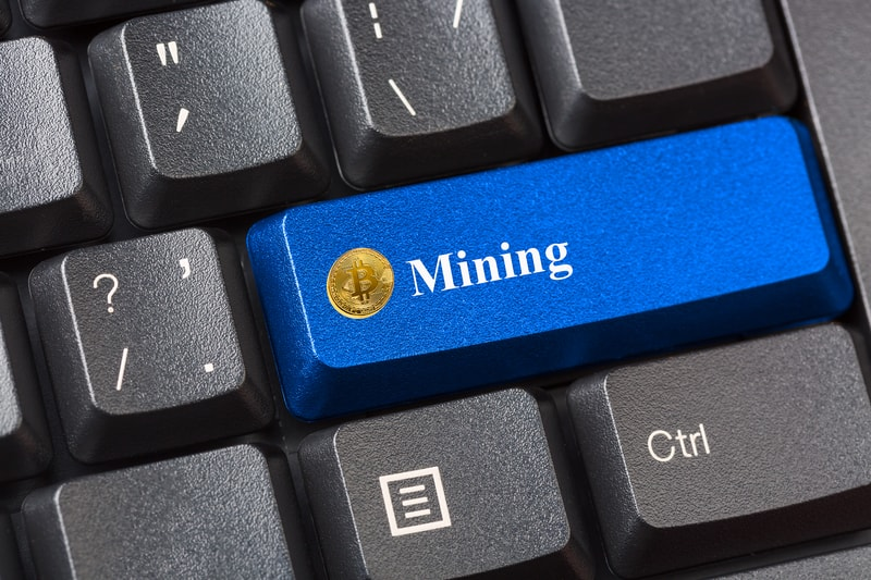 Bitmain is mining 50% of the crypto