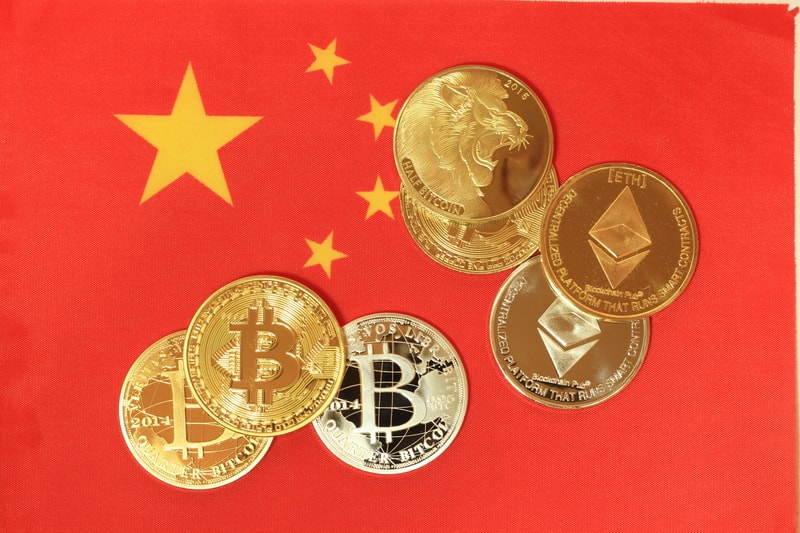 China crypto ranking, Eos is in first place