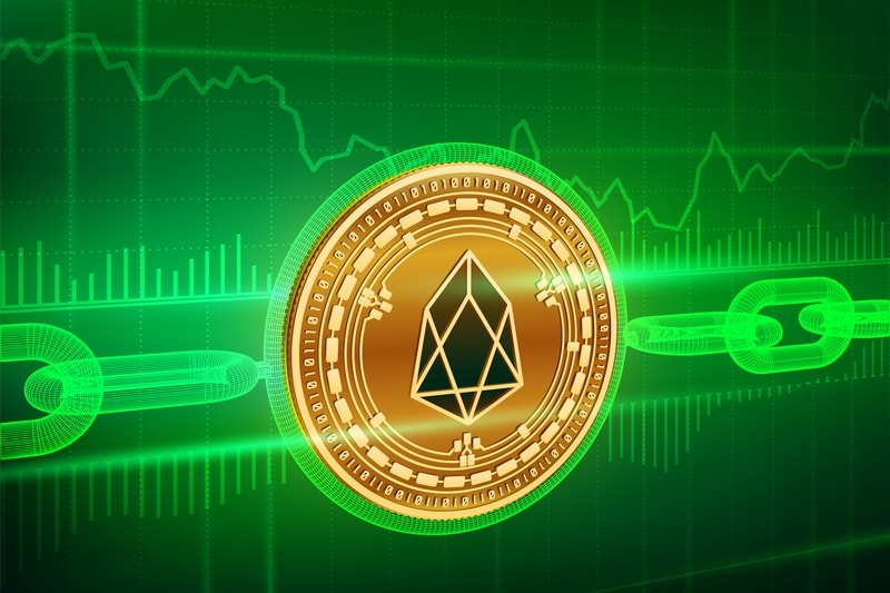 The EOS blockchain is finally active