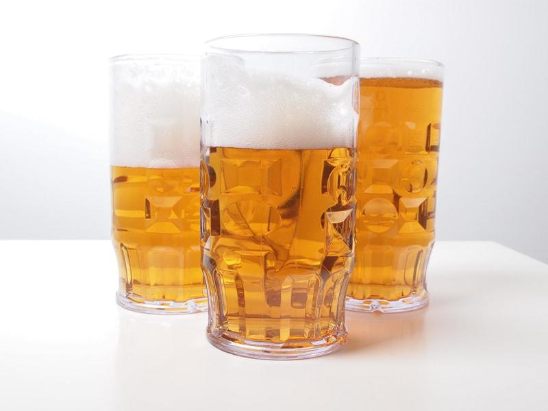 Blockchain beer, an advertisement deal