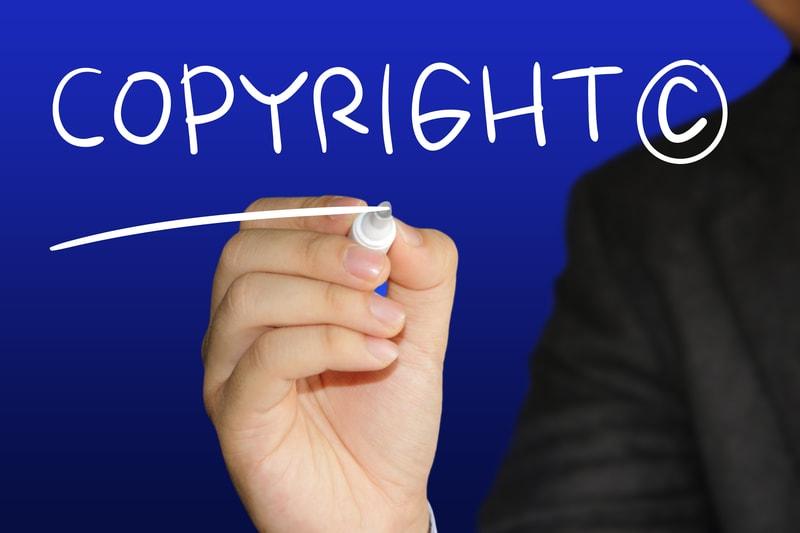 copyright ICO