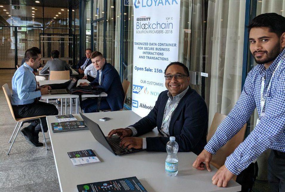 Loyakk, companies on the blockchain