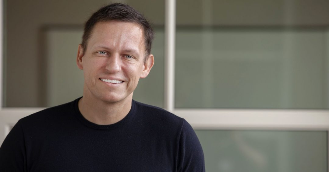 Peter Thiel and Bitmain invest in the EOS platform