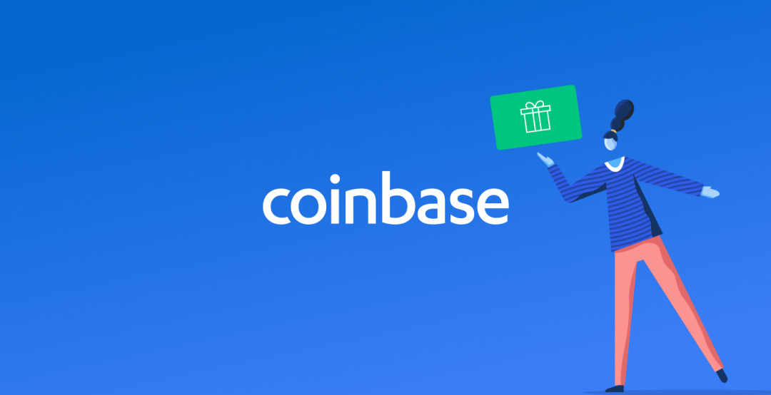 Coinbase gift cards, a new addition to the exchange