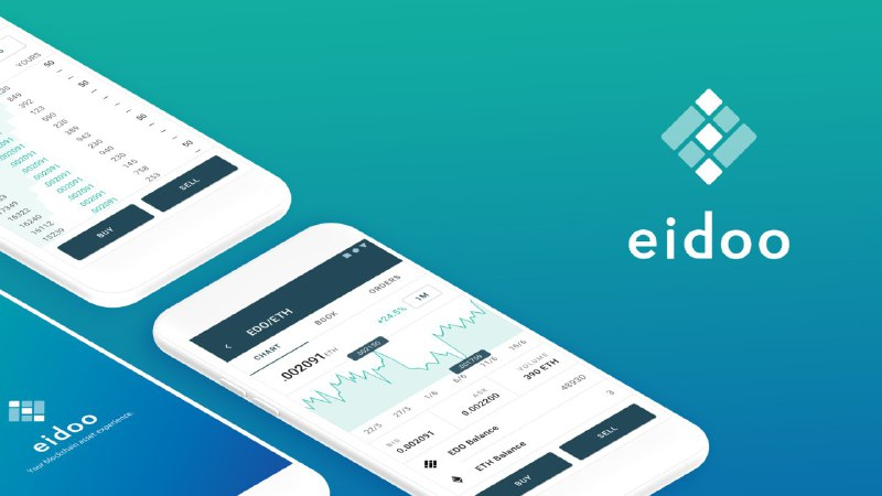 The Hybrid Eidoo Exchange is now online