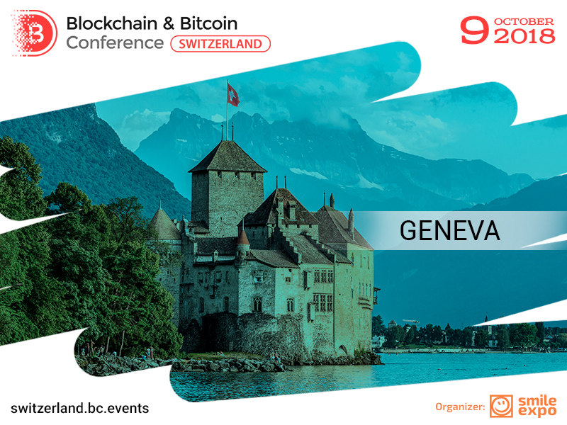 In Geneva a crypto-event with SICOS and more