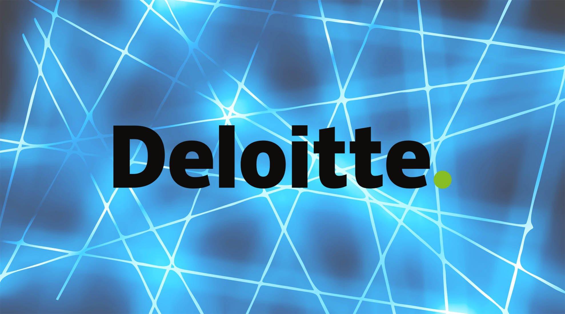Deloitte meets dlt technologies