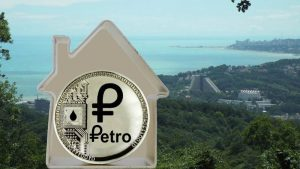 Venezuelan Petro-scam helps the homeless