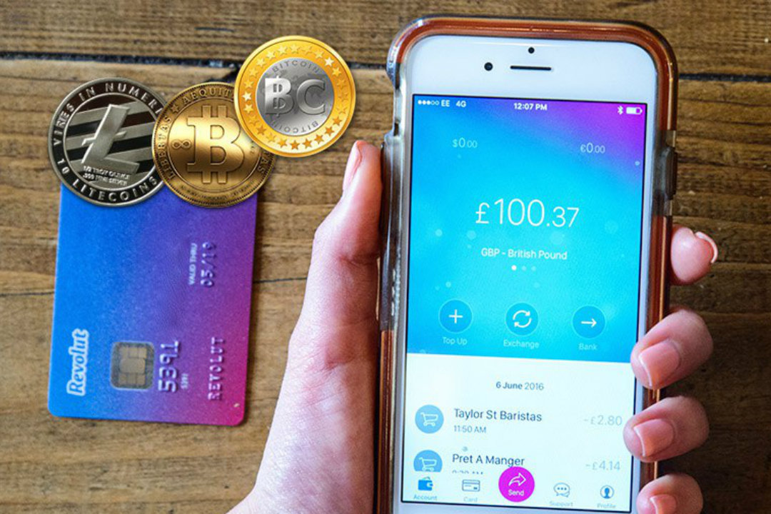 Revolut app expands its operations in the United States