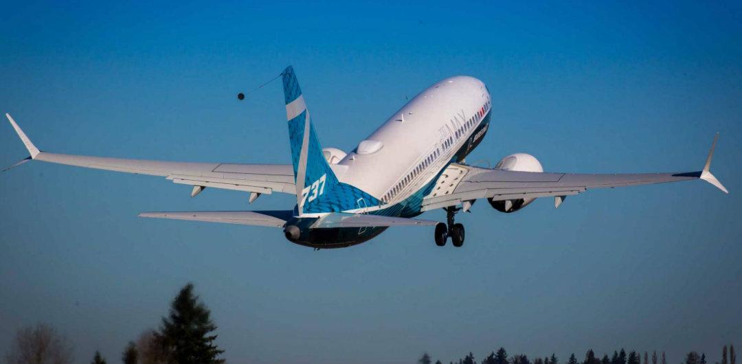 With blockchain Boeing develops unmanned flights