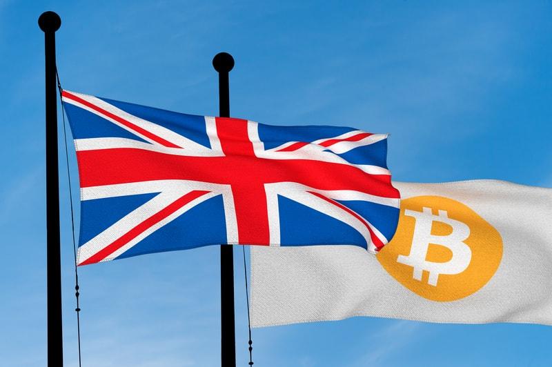 In the UK, the global blockchain hub