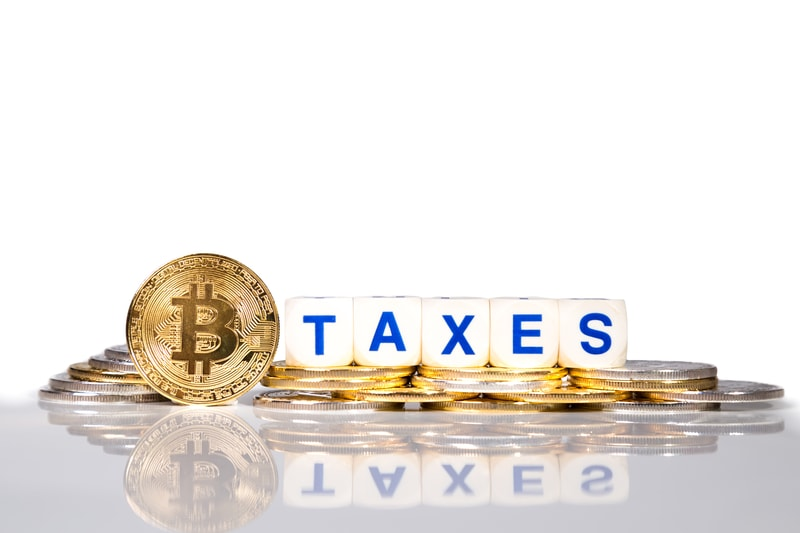 Cryptocurrency Tax Issues. Guideline for Tax on Digital Funds