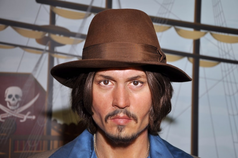 Johnny Deep to play crypto billionaire Matthew Mellon