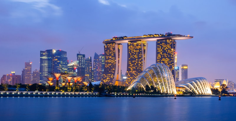 TADA app, a new service in Singapore