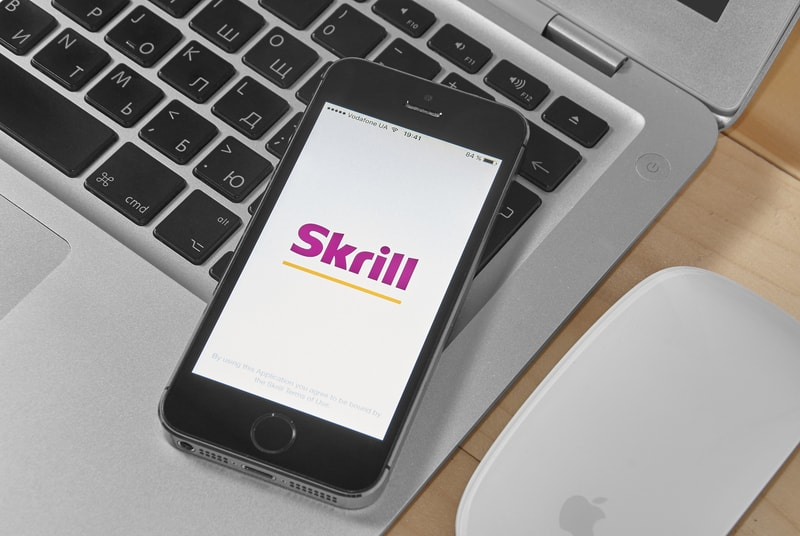 Skrill wallet joins cryptocurrency trading