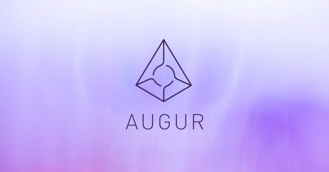 The decentralized prediction market of Augur is live