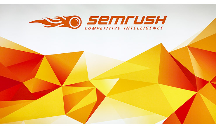 SEMrush, a report on the fintech sector in 2018
