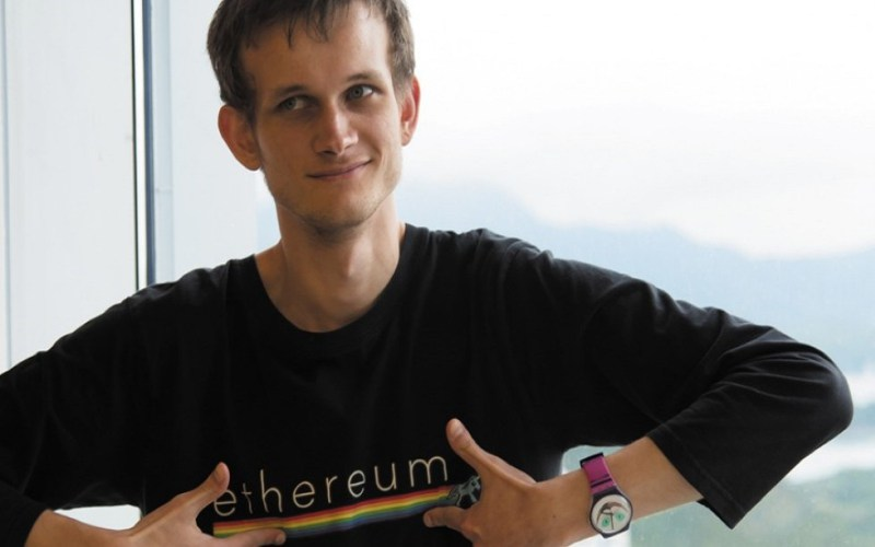 "Vitalik Buterin: ""A crypto bubble? We're at the tail end"""