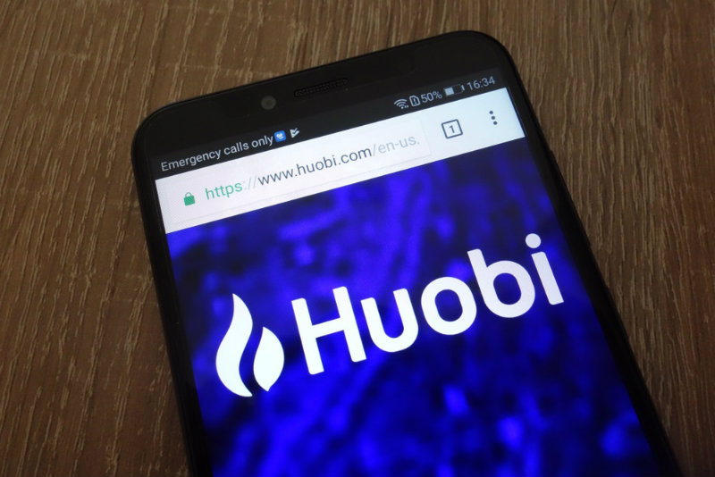 Crypto exchange Huobi might land on the stock market