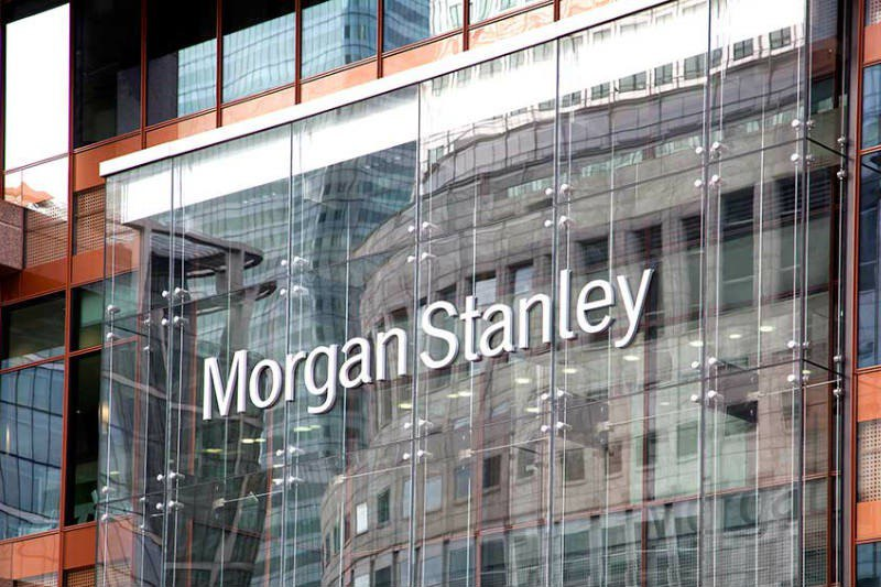 Crypto expert Andrew Peel hired by Morgan Stanley