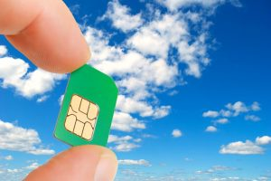 Crypto robbery using SIM cards