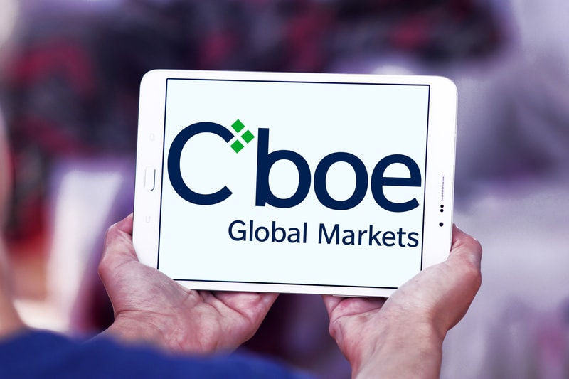"""CBOE, """"The entire crypto market is a fifth of Apple"""""""